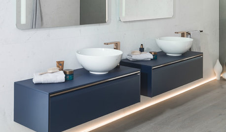 Bathroom Trends for 2019: Tiles, Tapware and More from Cersaie