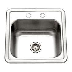 Houzer   Houzer 1515 6BS Hospitality Bar Sink   Bar Sinks