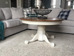 Can The Coffee Table Be Taller Than The Seat Of The Main Sofa