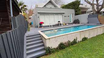 Millboard deck in Cremorne