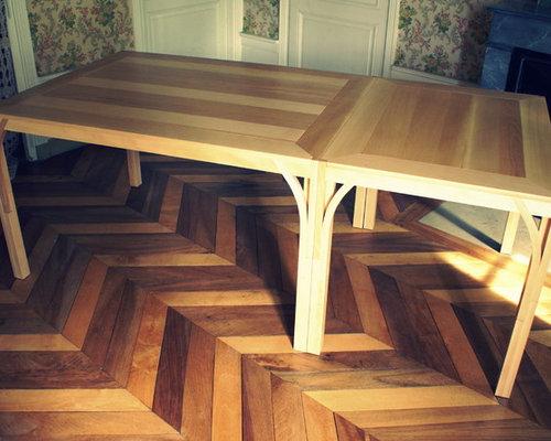Tables en position haute - Table à manger