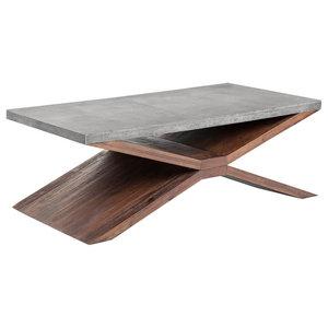 Sunpan MIXT Vixen Coffee Table