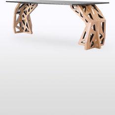 - Table à manger Aponte - Table à manger