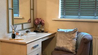 Homestaging Master Bedroom