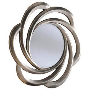 Pretzel Wall Mirror, 79x79 cm