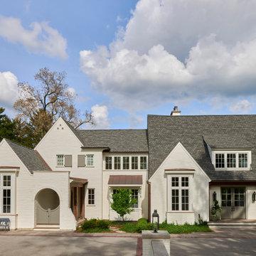 Cape Dutch Residence | Burr Ridge, IL