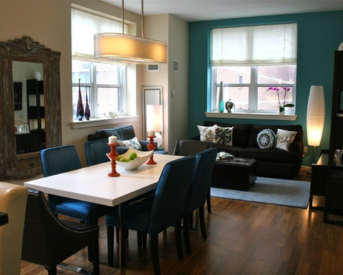Teal Accent Inspiration For A Modern Home Design Remodel In Philadelphia