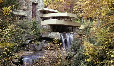アメリカに行ったら訪ねてみたい。フランク・ロイド・ライトの名作住宅