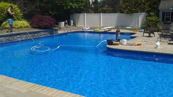 Look what weekly services can do to your pool!
