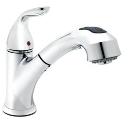 Contemporary Kitchen Faucets by Keeney