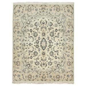 Nain 9La Persian Rug, Hand-Knotted, 200x139 cm