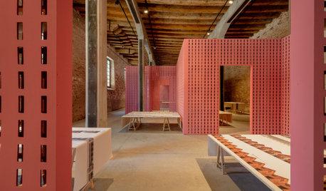 Архитектура: Биеннале в Венеции —13 национальных павильонов