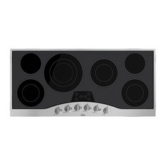 "Viking Range Corporation - Viking 45""ide Built-In Electric Cooktop, Stainless Black - Cooktops"