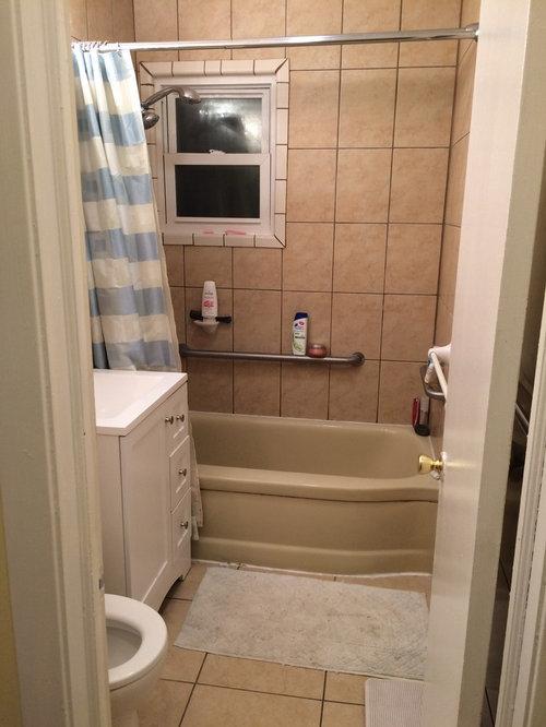 Ugly Bathroom Ideas Needed For Budget Friendly Redo