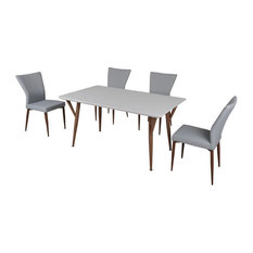 5-Piece Clarksville Cafe Set