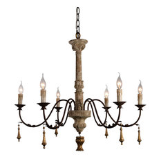 Alessia 6-light Chandelier