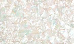 Mother of Pear White-Aura Semi Precious Stone