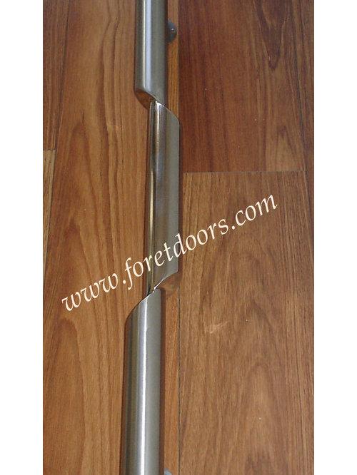 Modern Front Door Pulls By Foret Doors   Door Entry Sets