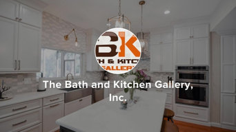 Company Highlight Video by The Bath and Kitchen Gallery, Inc.