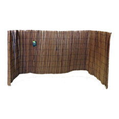 Willow Fence Screen, 4' X 14'