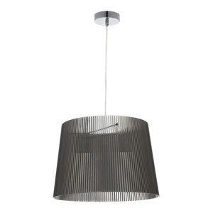 Carla Pendant Lamp, Smoke