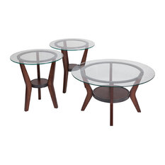 Signature Design By Ashley Fantell 3-Piece Occasional Table Set
