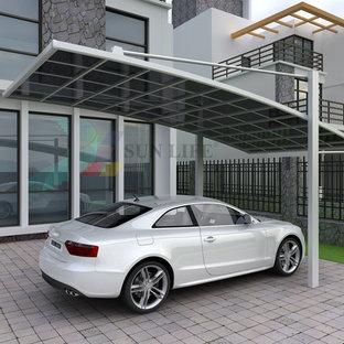 Car Parking Shades Ideas Photos Houzz