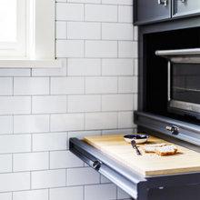 Toaster Oven storage