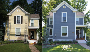Bloomingdale Exterior Siding & Paint