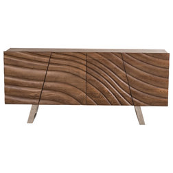 Contemporary Buffets And Sideboards by VirVentures
