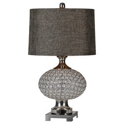 Superb Transitional Table Lamps by Renwil