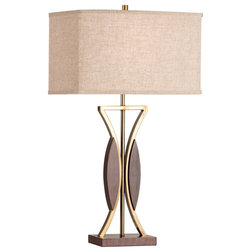 Contemporary Table Lamps by NOVA of California