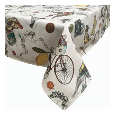 IMPWEARhome   Tablecloth In Vintage, Rectangle   Tablecloths