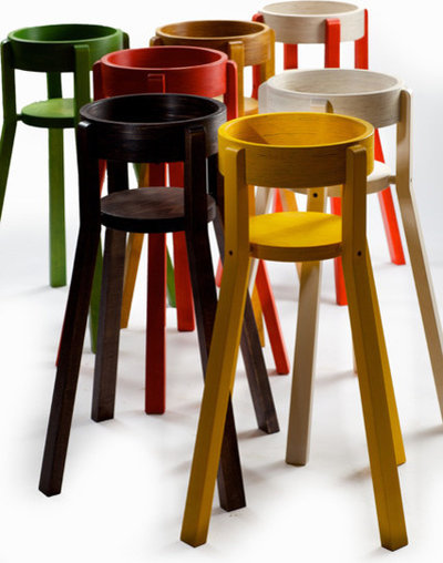 modern high chairs and booster seats by puusepnliike hannes - Modern High Chair