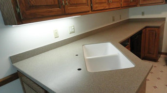 JVL Solid Surface Solutions Work