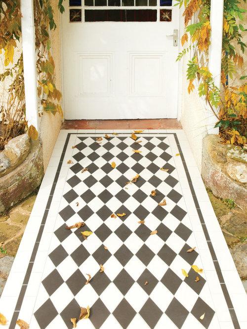 Victorian floor tiles for 14 wall street 23rd floor