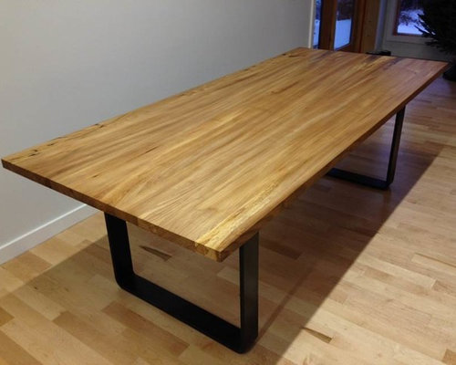 Reclaimed Elm Dining Table Top
