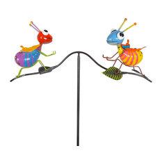 Painted & Enameled Metal Ants Balancer