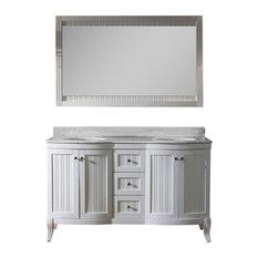 Cambridge 36 Bathroom Vanity White