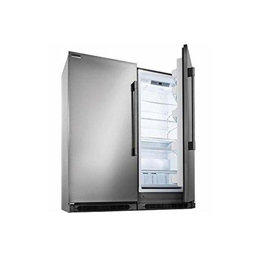 electrolux vs frigidaire all refridgerator/all freezer units