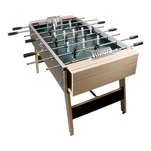 Libero® Classic Table Football, Plywood With Wheels and Removable Bars