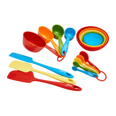 Fiesta Factory Direct - Fiesta 17 Piece Silicone Baking Set - Baking Tools
