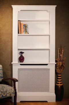 a wine rack umbrella stand and shoe rack into a rather large unit all built around a radiator cabinet canu0027t wait to share pictures of that one