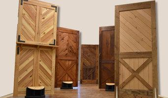 Handcrafted Reclaimed Barn Door Series