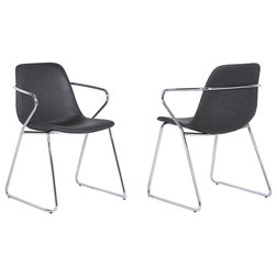 Contemporary Dining Chairs by Armen Living