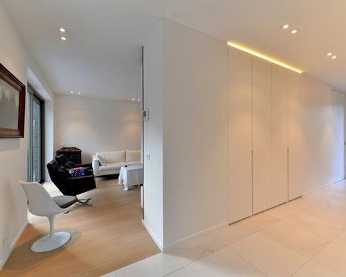 Design Bureau Woonkamer : Inrichting woonkamer en bureau brasschaat ontwerp van qtd