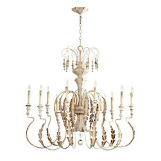 Motivo 10-Light Chandelier