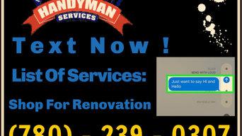 Handyman Renovations For Canada