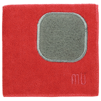Mu Cloth 12x12, Crimson