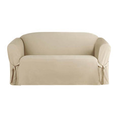 Terrific 50 Most Popular Love Seat Covers For 2019 Houzz Machost Co Dining Chair Design Ideas Machostcouk